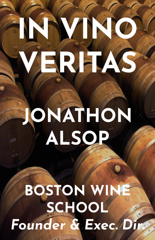 In Vino Veritas by Jonathon Alsop